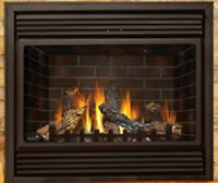Propane Fireplaces and Inserts