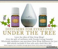 BLACK FRIDAY SALE Young Living Essential Oil