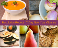 Resolution Reboot Cleanse - 7 Days to Reclaim Your Vitality