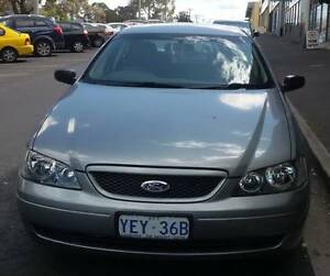 Ford Falcon BA Auto 2004 for sale Weetangera Belconnen Area Preview