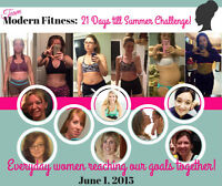 Results in 21 days and the support you need to succeed!