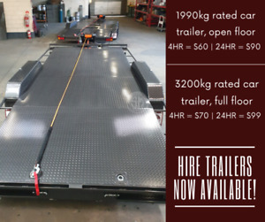 ADELAIDE RENTAL CAR TRAILERS Holden Hill Tea Tree Gully Area Preview