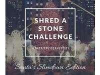 Shred a stone challenge !