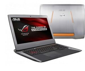 Asus replublic of gamers brand new sealed