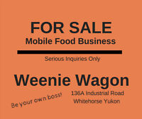 Food Truck Business for Sale!