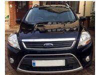 Ford Kuga titanium top of the range 4X4