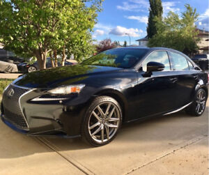 Lexus is250 F-Sport