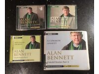 Alan Bennett Untold Stories parts 1-4