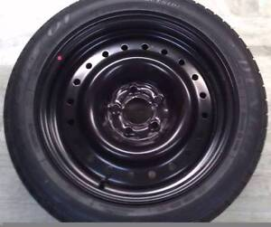Ford FG Falcon XR6  17 inch  steel Wheel. Jacana Hume Area Preview