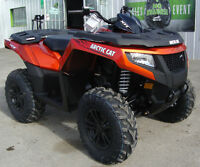 2015 XR 550 XT ARCTIC CAT