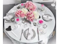 Wedding Centre pieces , Party , Table designs, Bridal, Wedding planning