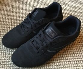 Black Lonsdale Trainers - Size 10