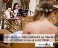Chant célébration du mariage