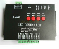 T4000 CONTROLLER SD Card Controller for Adressable LED