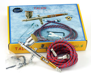 Paasche TG-SET Talon Dual Action GF Airbrush Set Kit