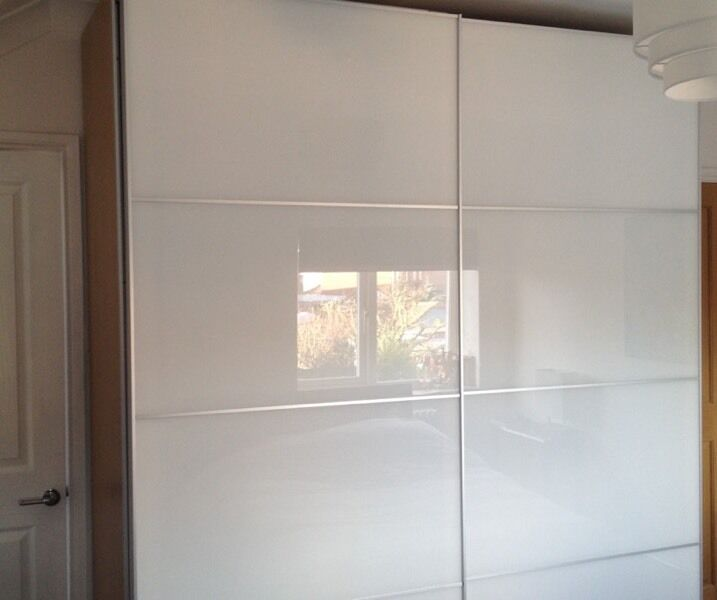 Bedroom Furniture Glass
