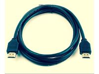 Joblot of 100 x premium HDMI cables - gold plated