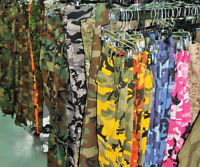 Army & military camouflage pants - ROTHCO -