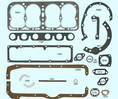 Ford Model A GraphTite Full Engine Gasket Set/Kit BEST Head+Manifold