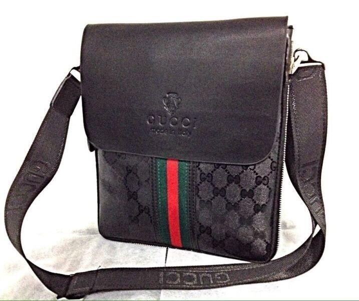 Gucci Louis Vuitton Armani Messenger Side Pouch Bags