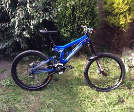 WANTED !!!!!!! full suspension mountain bike