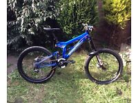 WANTED !!!!!!! full suspension mountain bike