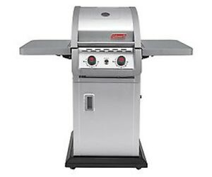 Coleman Even Heat Small Space Natural Gas Barbeque