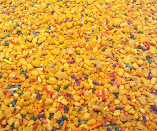 Krunch Kote w/ Sprinkles 6lb / Peanut Brittle / Ice Cream Toppings