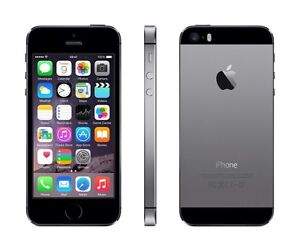 250$ Space Gray iPhone 5s 16gbs