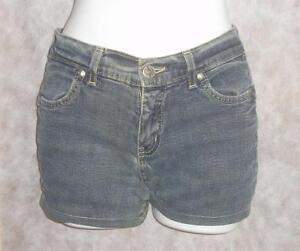 Liquid ~ Women Youth low waist jeans very shorts Jeans size 0