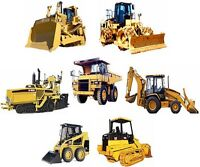 Heavy Equipment Work