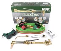 Victor Cutskill Welding Cutting Outfit 0384-2646 DLX. torch kit
