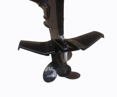 Hydro Trimmklappen Hydrofoil Stabilisator - 50 PS 7054