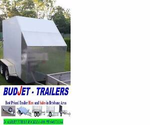 """HIRE"" TRAILER HIRE FULLY ENCLOSED 9x5 ft TRAILER FROM $60 P/D Algester Brisbane South West Preview"