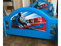 Thomas the tank engine junior bed