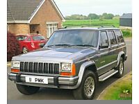 1994 jeep Cherokee limited se 4.0 American