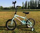 "Kids unisex bike 14"" Trax T.14 with stabilisers"