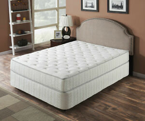 NEW Twin, Full, Queen and King Size Pocket Coil Mattresses