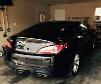 2014 Hyundai Genesis Coupe 2.0 T