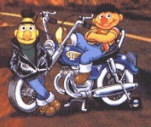 BERT & ERNIE MARINE