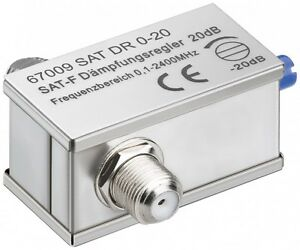 Sat-f-amortiguamiento-regulador-regelbares-atenuador-0-20-DB-Full-HD-3d