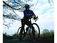 Would like a female cycling friend.