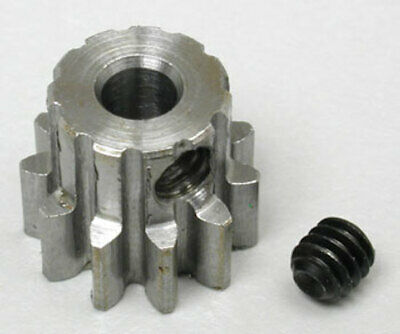 RRP 0110 Pinion Gear 32P/Pitch 11T/Tooth 1/8 Bore Steel Alloy Robinson Racing ()
