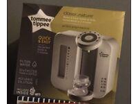 Tommee Tippee prep machine. (Brand new)