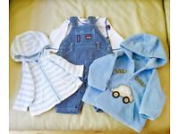 Baby boy clothes, 3-6 months, great condition