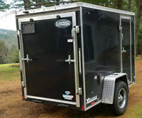 FOR RENT 5x8' Cargo Trailer