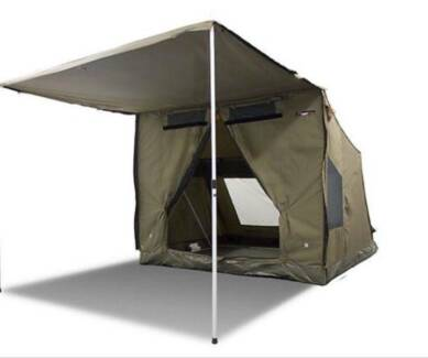 OZTENT 4 Person 30 second Tent with Caravan Connector  sc 1 st  Gumtree : 10 second tent - memphite.com