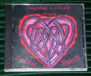 Celtic Hearts CD by Shelley & Cindy Allen.