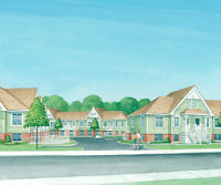 NEW UPSCALE TOWNHOUSES FOR RENT
