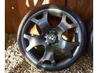 Wanted 19 s to fit a e90 shape 3 series.